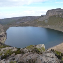 Garba Guracha Lake (3950m asl), Ethiopia